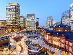 东京站的概要.历史