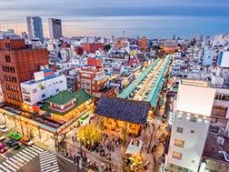Asakusa:Overview & History