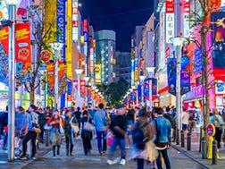 Ikebukuro:Overview & History