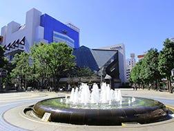 Kawasan pintu Ikebukuro bahagian barat