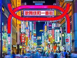 歌舞伎町地區