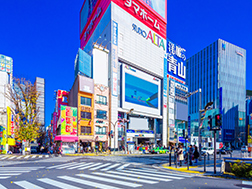 東新宿地區