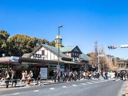 Harajuku:Overview & History