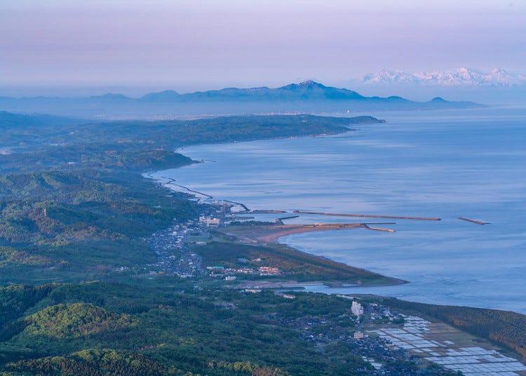 Niigata And Sado:Overview & History
