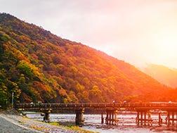 Arashiyama / Uzumasa:Gambaran keseluruhan dan Sejarah