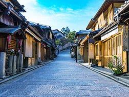 Kiyomizu-dera Temple Surrounding Areas