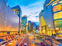 Osaka Station Surrounding Areas