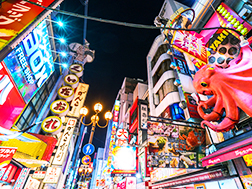 Dotonbori Surrounding Areas