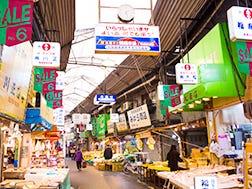 Tsuruhashi Surrounding Areas