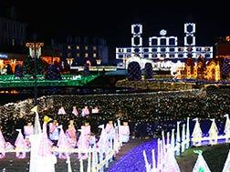 November to March: KOBE Romantic Fair
