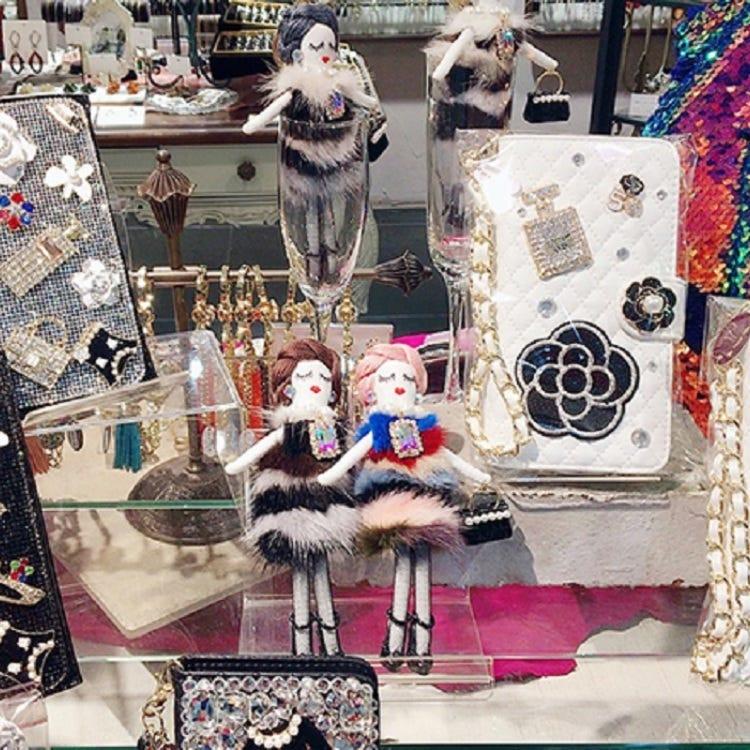 【Petit Salon de VENICE~ヴェニスの商人~】ビジューたっぷりキラキラスマホケース新作入荷!