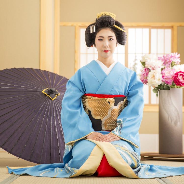 Geisha-style