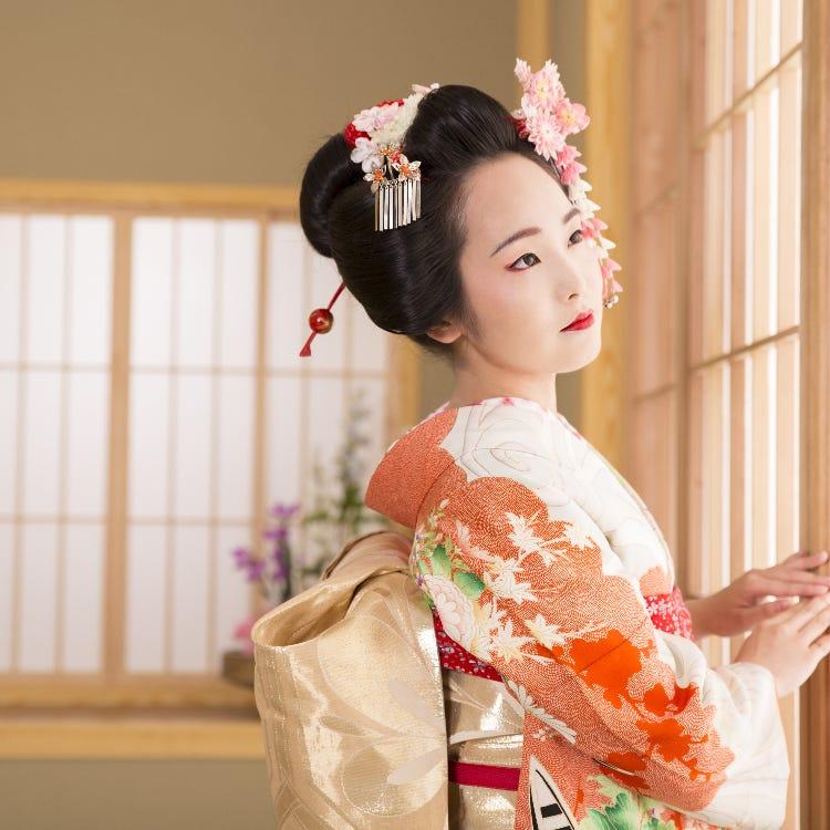 Maiko-style