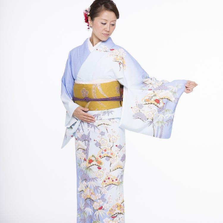 Kimono Stroll (for women), Plan B