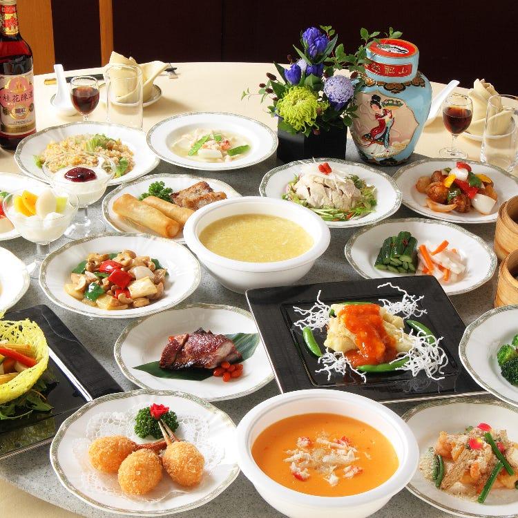 Chinese Restaurant Ka-Lin  order buffet