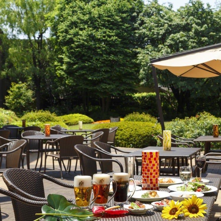 Centro Beer Garden Garden LIVE