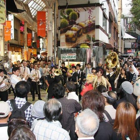 【イベント紹介】ジャズでエールを!「阿佐谷ジャズストリート」