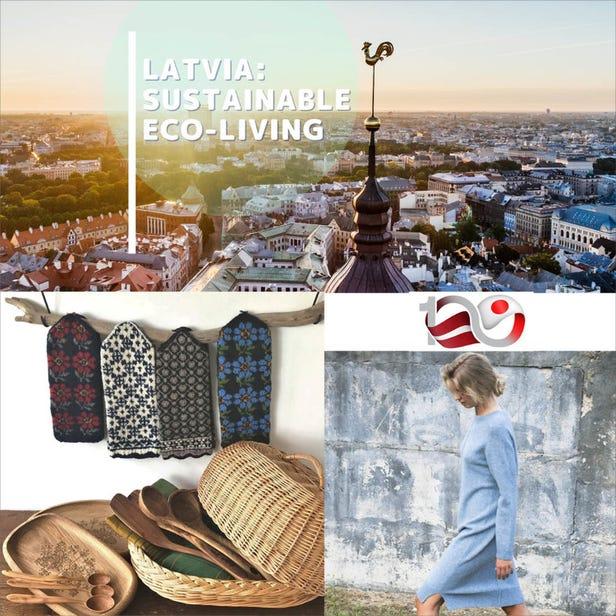 LATVIA:SUSTAINABLE ECO-LIVING