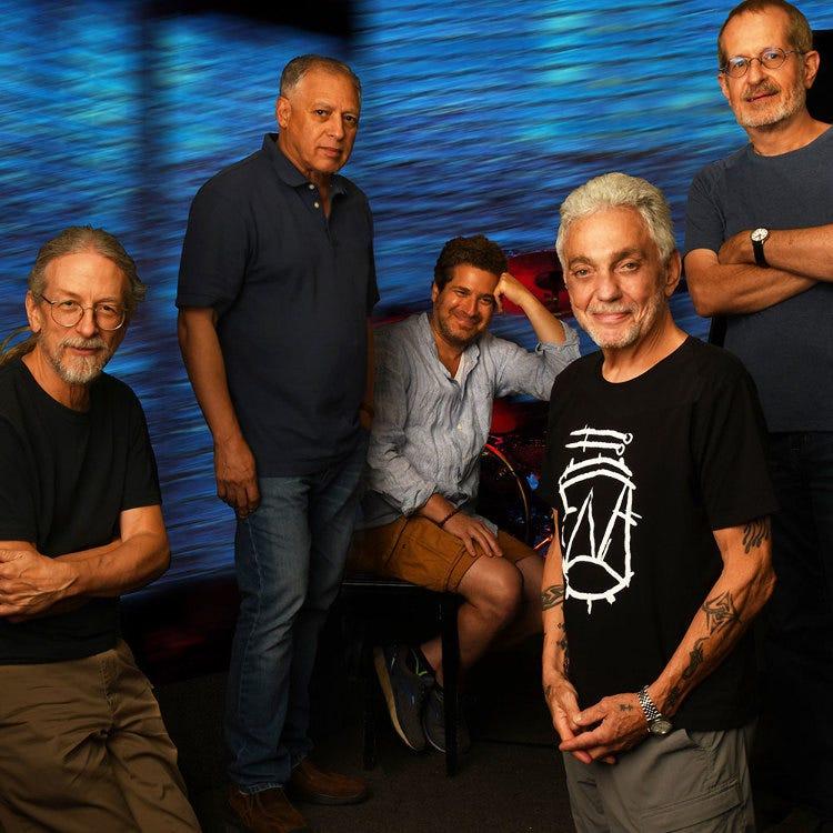 スティーヴ・ガッド・バンド・ジャパン・ツアー 2019 featuring デヴィッド・スピノザ、ケヴィン・ヘイズ、ジミー・ジョンソン & ウォルト・ファウラー