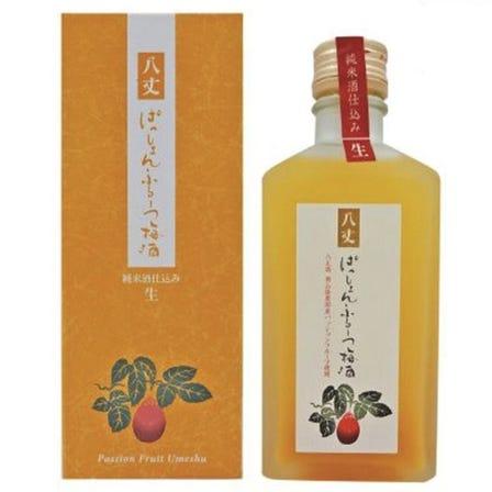 (Hachijo-jima) Passion Fruit Plum Wine (8% alc/vol)