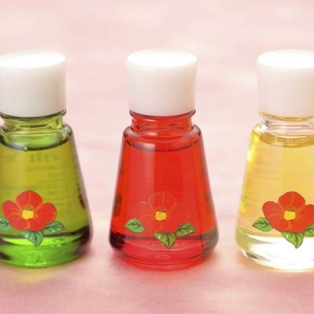 (Izu Oshima) Mihara Camellia Oil