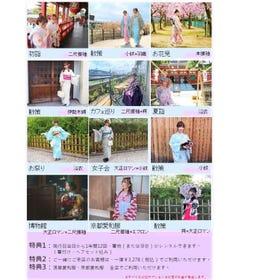 Kimono Rental Annual passport