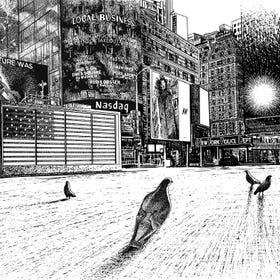Oscar Oiwa : Quarantine Series