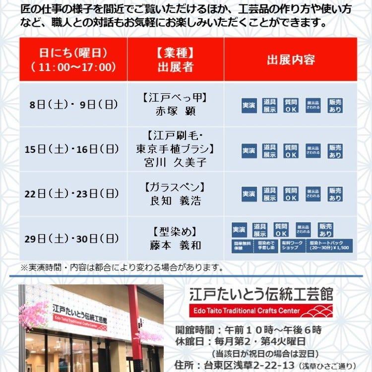 Official Tour! Takumi Studio
