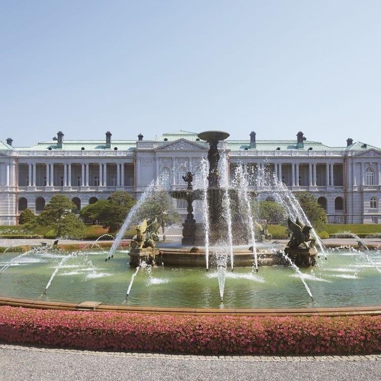 皇室古蹟迎賓館與東京名勝探訪
