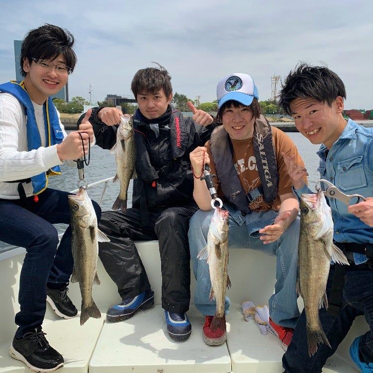 Tokyo Japan Fishing discount reservation