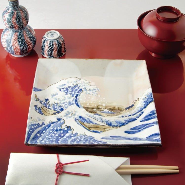 新年京都餐具特色
