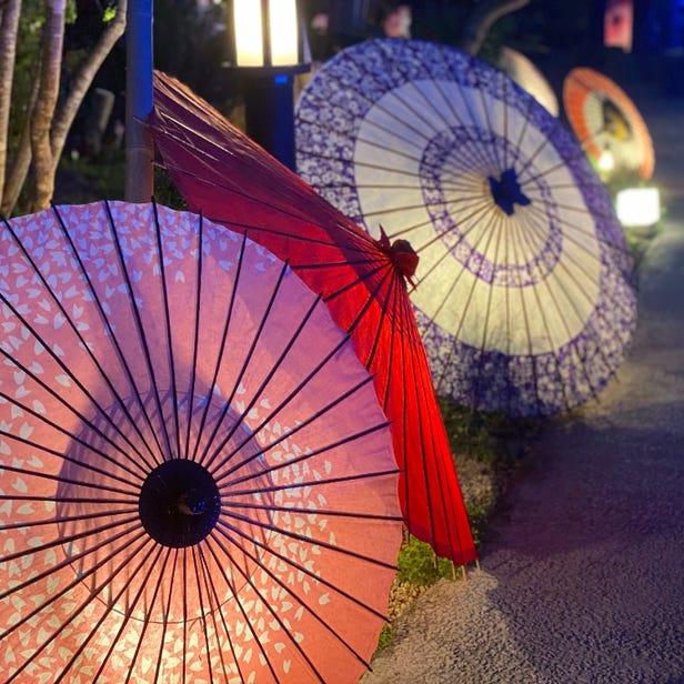 日本雨伞ART GARDEN〜SPRING〜