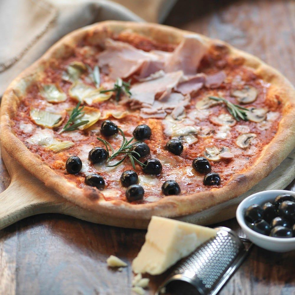 อาหารอิตาลีและฝรั่งเศส