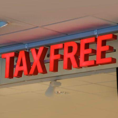 ร้านค้าปลอดภาษี