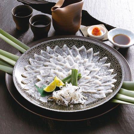 Puffer Fish (Fugu)
