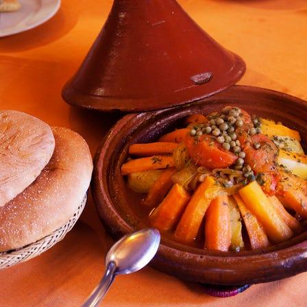 摩洛哥菜、南非菜