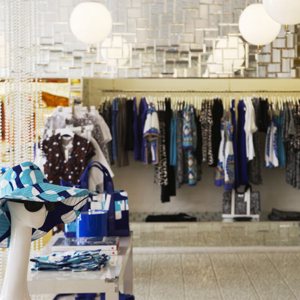 Clothing Stores