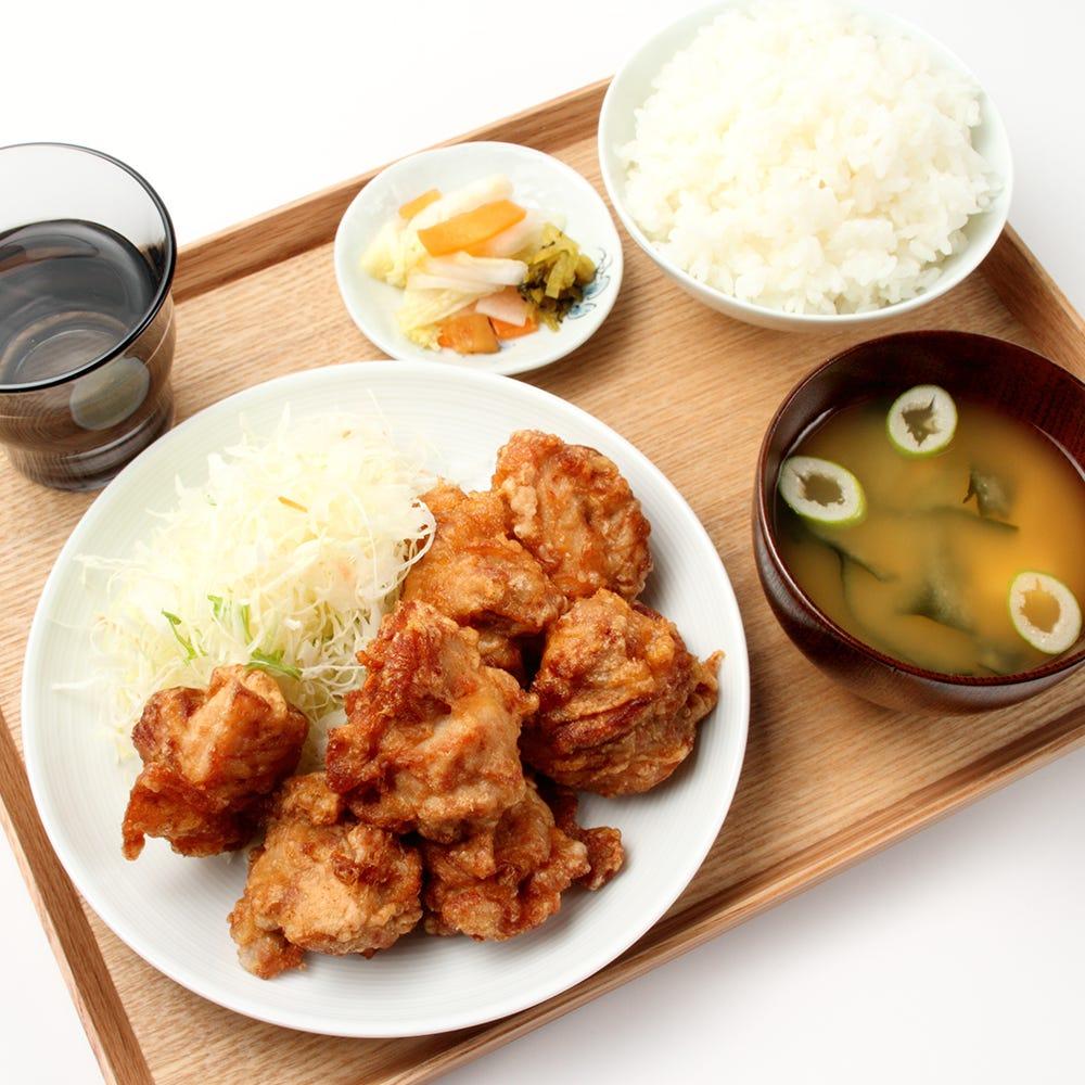 Set Meal (Gozen)