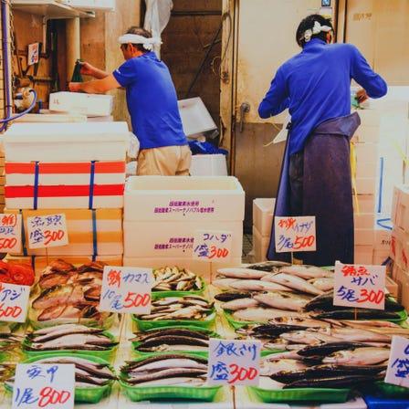 食料品専門店