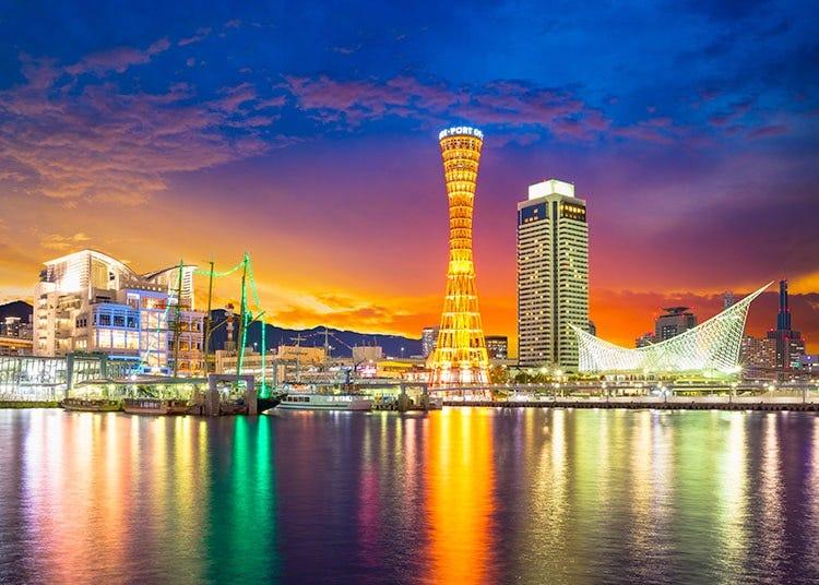 Kobe, Sannomiya, Kitano