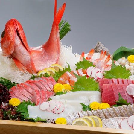 生鱼片、鲜鱼