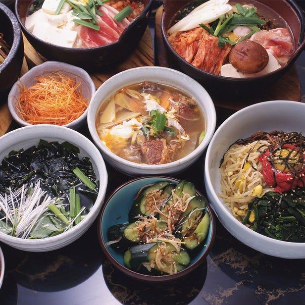Makanan Korea