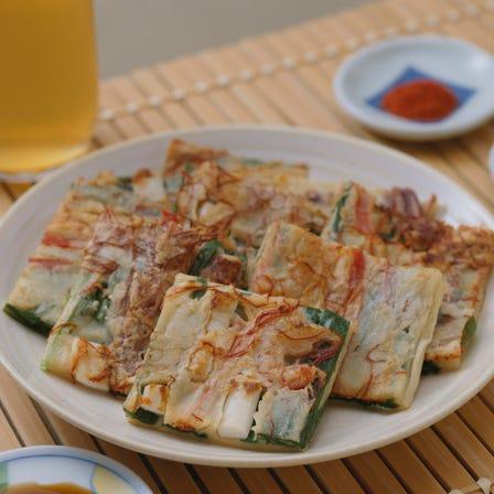 石鍋拌飯、韓式煎餅