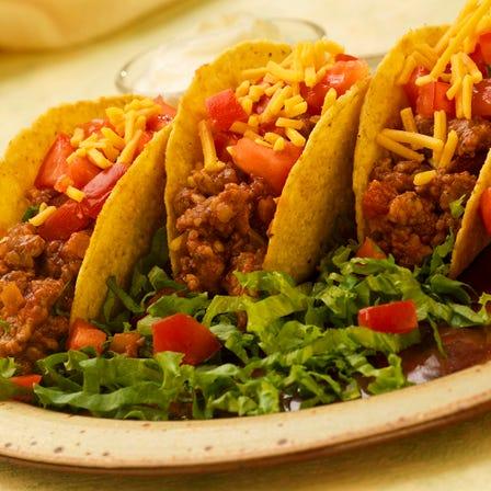 Makanan Mexico