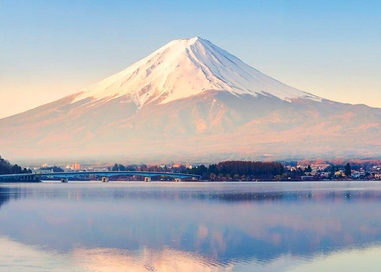 ภูเขาไฟฟุจิ