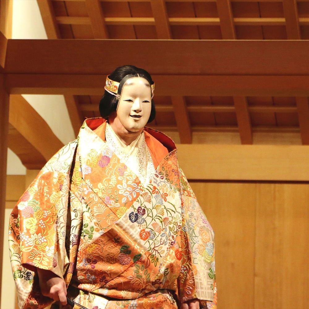 日本古典 能剧