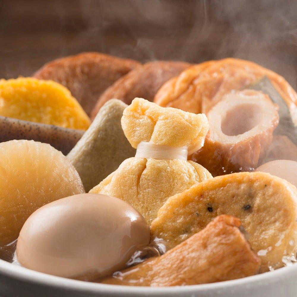 Japanese Stew (Oden)