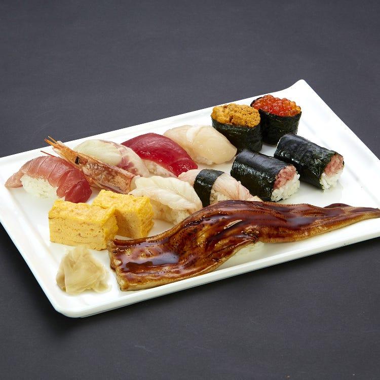 Shinbashi Shinoda Sushi