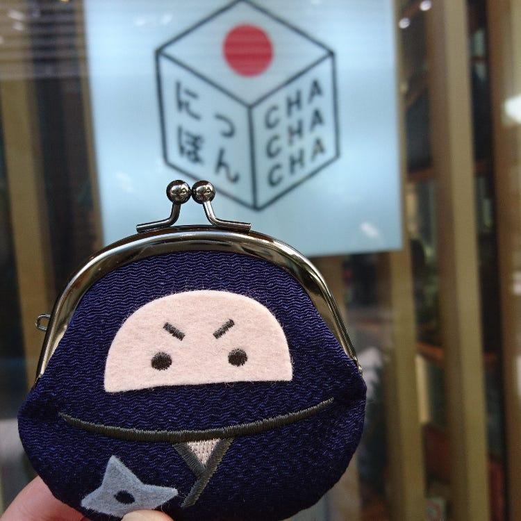 Nippon CHACHACHA ninja wallet