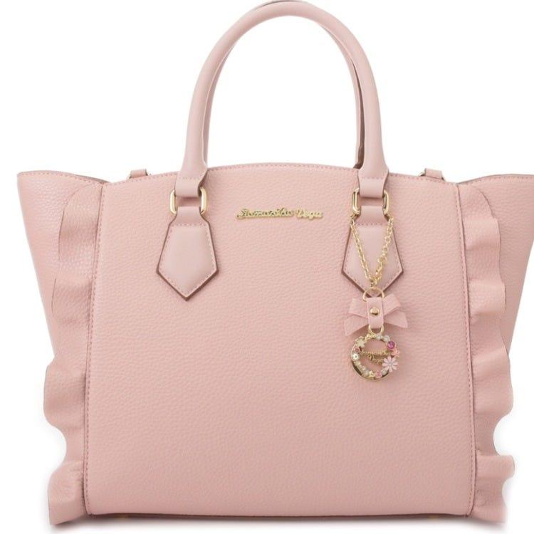 【samantha vega celebrity】 The most popular frill bag